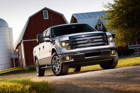 Ford F-150: 2013er-Update