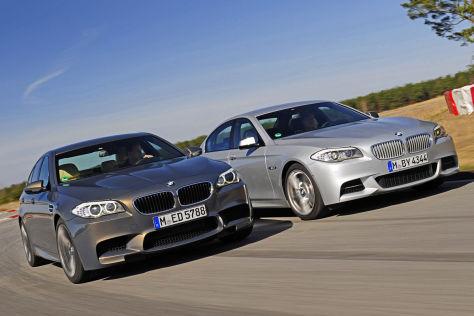 BMW M5, BMW M550d
