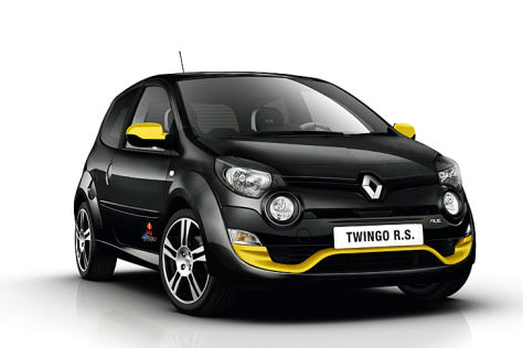 Renault Twingo R.S. Red Bull Racing