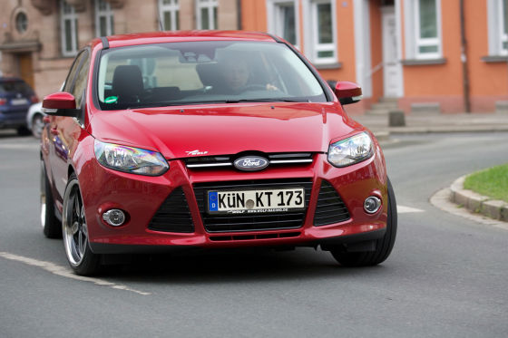 Wolf Racing Ford Focus 1.6 Ecoboost