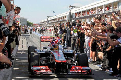 F1 GP Kanada 2012