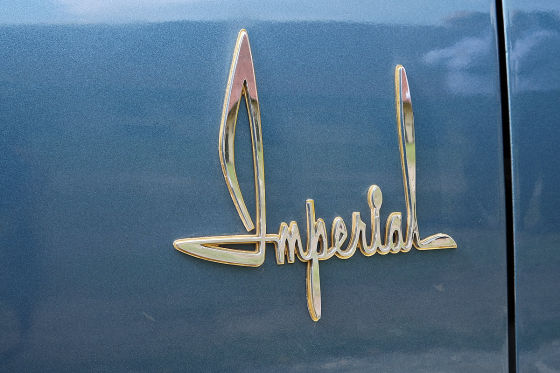 Imperial Custom Four-Door Southampton 1961