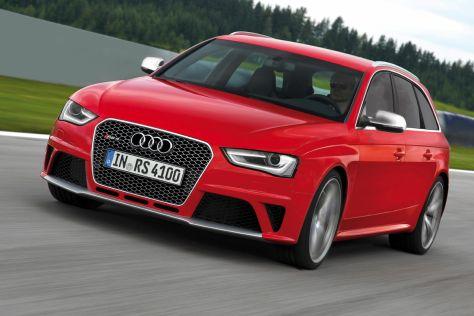 Audi RS 4 Avant (2012): Fahrbericht