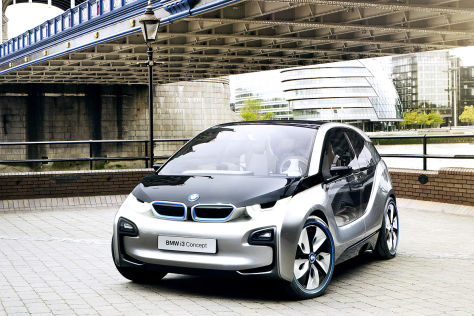 BMW i3 Concept: Vorstellung