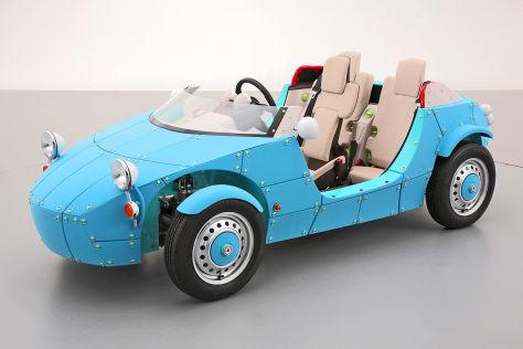 Toyota Camatte: Vorstellung