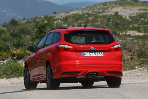 Ford Focus ST Turnier