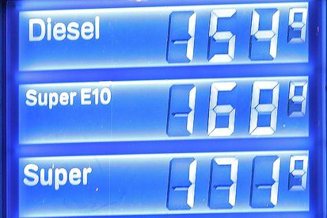 Benzinpreis-Debatte