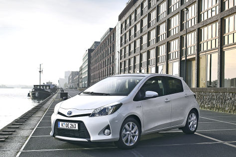 Toyota Yaris Hybrid