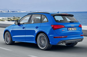 SQ5 mit extra Dieselpower