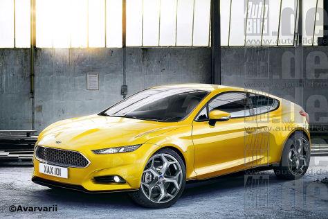 Ford: Neuheiten bis 2015
