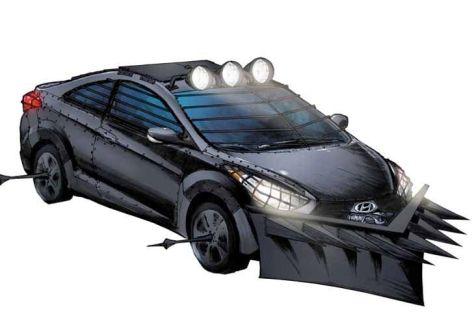 """Hyundai Elantra GT: """"Walking Dead"""""""