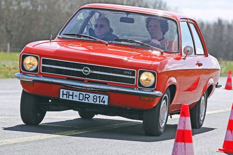 Opel Ascona 1.6