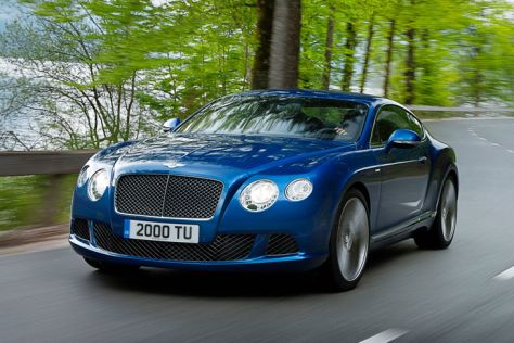 Bentley Continental GT Speed: Vorstellung