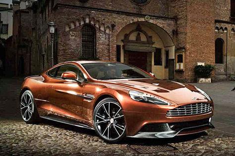 Aston Martin Vanquish: Vorstellung