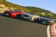 Video: Jaguar, Bentley, Mercedes