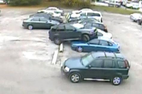 Videos: Die peinlichsten Einparkversuche