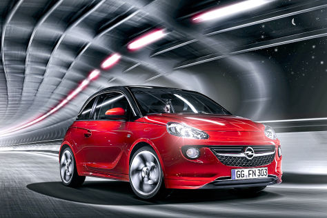 Opel Adam (Illustration)