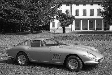 Ferrari 275 GTB4 von Steve McQueen