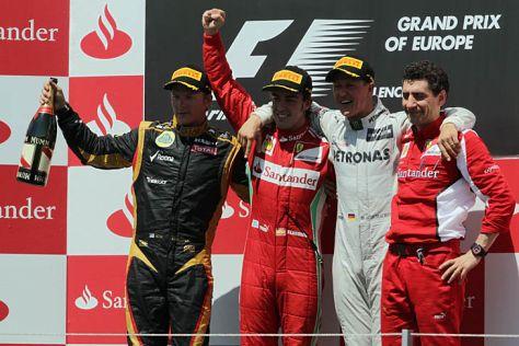 Formel 1 GP Europa 2012