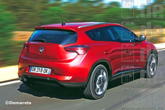 Renault Mégane SUV (Illustration)