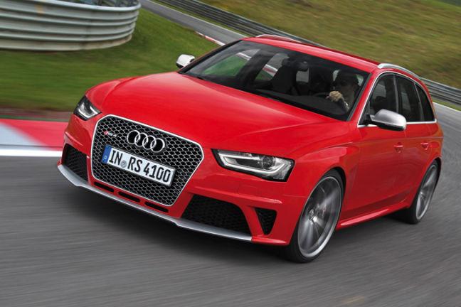 Video: Audi RS 4 Avant
