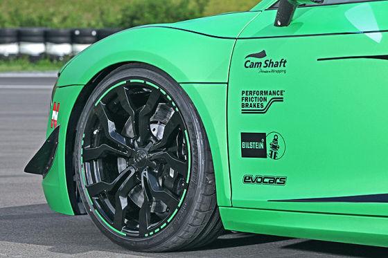 Audi R8 Racing One