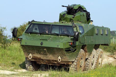 Renault Trucks Defense VAB MK III