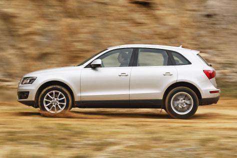 Audi Q5: Rückruf