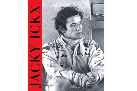 Jackie Ickx Buchcover