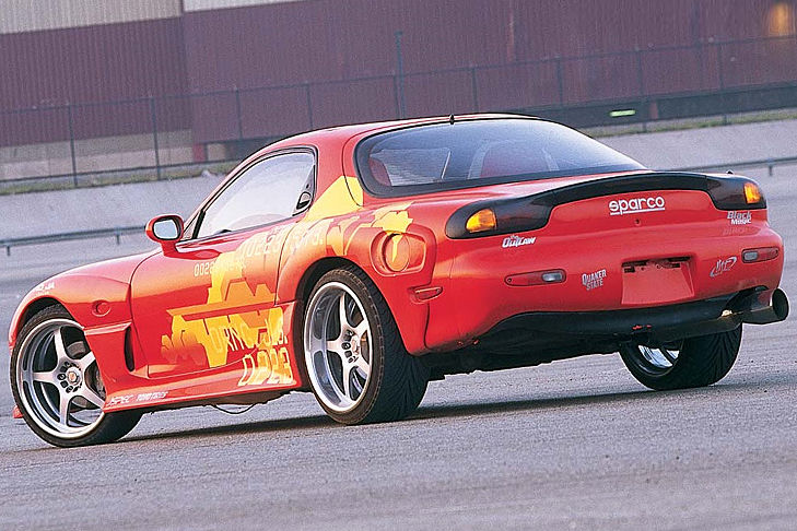 autos aus fast and furious