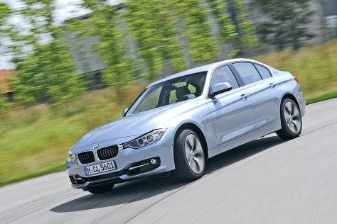 BMW 3er 335 Active Hybrid 3