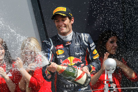 Formel 1: Silverstone 2012