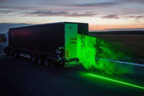 DLR erforscht den aerodynamischen Lkw