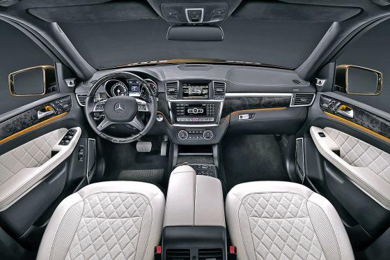 Mercedes GL-Klasse GL 350 BLUETEC