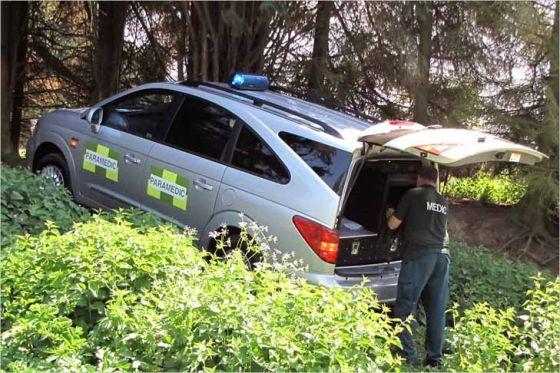 SsangYong Rodius 4x4 Ambulance