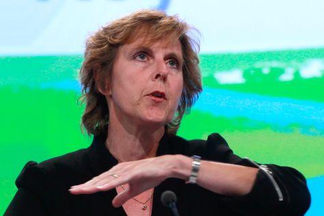 EU-Klimakommissarin Connie Hedegaard