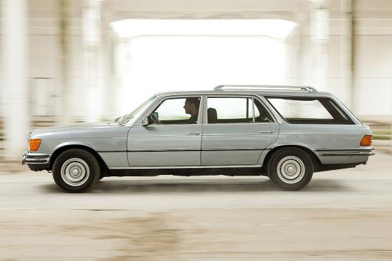 Mercedes 450 SEL Crayford