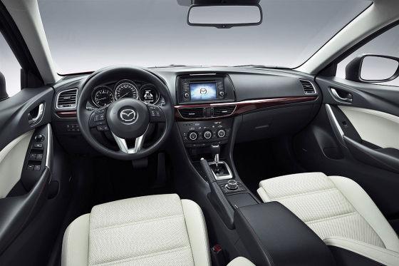 Startschuss für den Mazda6