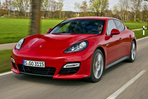 Porsche Cayenne/Panamera: Rückruf