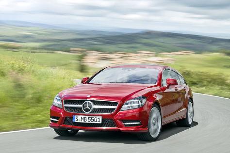 Mercedes CLS Shooting Brake: Preise