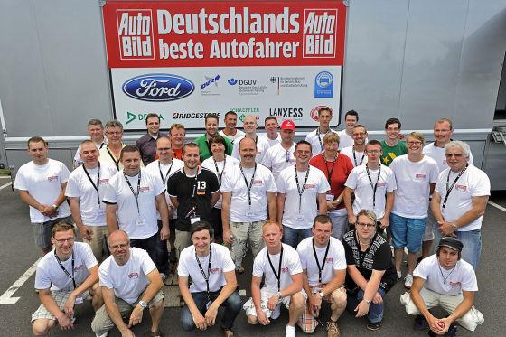Deutschlands beste Autofahrer 2012