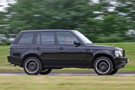 Range Rover V8 Vogue