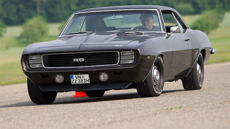 Us Cars Muscle Cars Und Pickups Autobild De