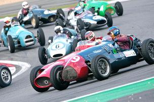Der AvD-Oldtimer-Grand-Prix wird 40