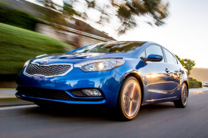 Kia Forte: LA Auto Show 2012
