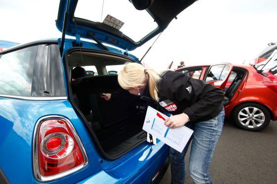 ZF-Praxistest 2012 Kleinwagen