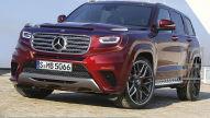 Mercedes GLG (2020): Vorschau