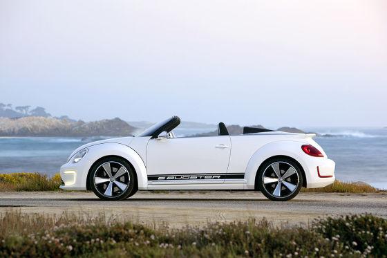 VW e-Bugster: Fahrbericht