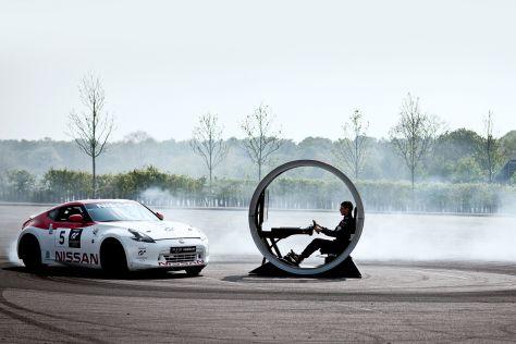 Partneraktion Nissan GT-Academy