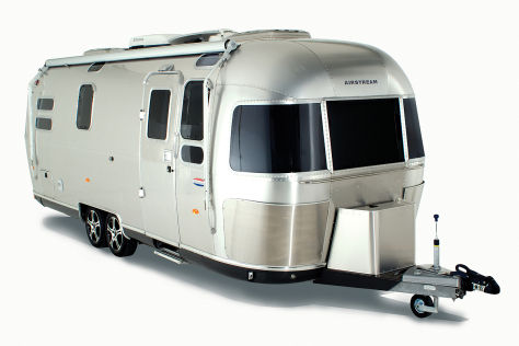 Airstream: Caravan Salon 2012